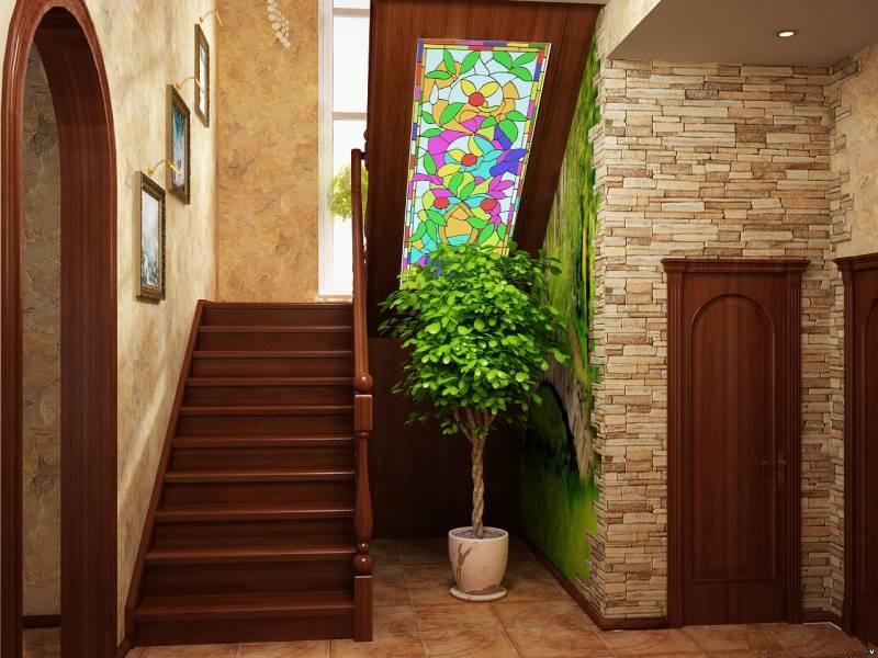 Дизайн прихожей в квартире (30 фото красивых)