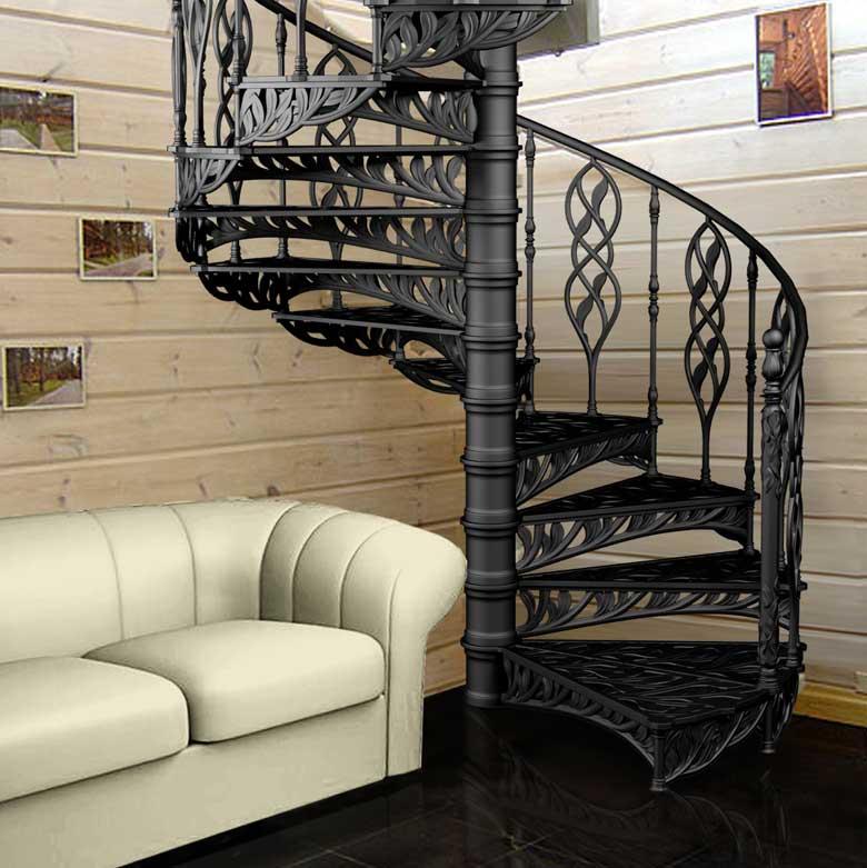 Картинки по запросу чугунные винтовые лестницы