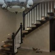 лестницы на второй этаж в частном доме