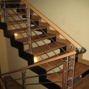 Лестницы на заказ (проектирование, изготовление, монтаж)