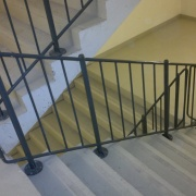 ГОСТ ограждения лестниц