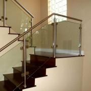 Перила лестницы для дом