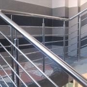 Нержавеющие перила для лестниц