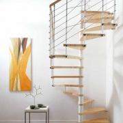 Квадратно-винтовые лестницы
